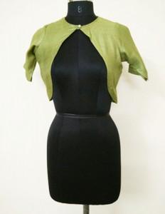 Green-silk